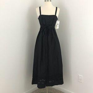 Ann Klein NWT Dress Black size 6